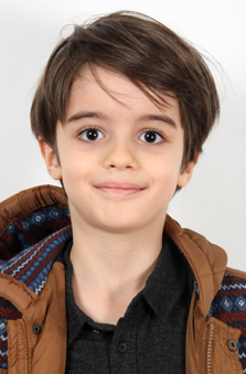 9 Yaþ Erkek Çocuk Manken - Ada Nizamoðlu
