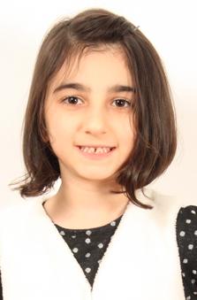 7 Yaþ Kýz Çocuk Cast - Ela Nur Özdemir