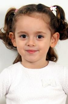 4 Yaþ Kýz Çocuk Manken - Elif Ada Aþcý