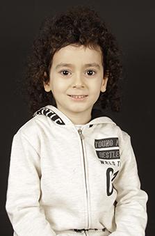 5 Yaþ Erkek Çocuk Cast - Demirhan Türk