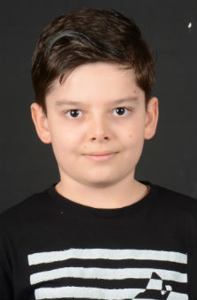 10 Yaþ Erkek Çocuk Manken - Emil Yaycý