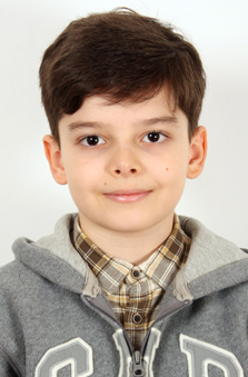 9 Yaþ Erkek Çocuk Manken - Emil Yaycý