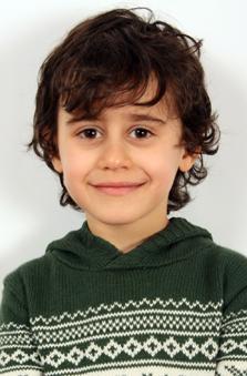 7 Yaþ Erkek Çocuk Manken - Ali Eren Altunkara