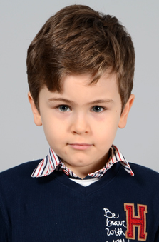 5 Yaþ Erkek Çocuk Manken - Hasan Ali Soy