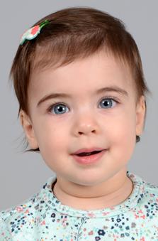 1 Yaþ Kýz Çocuk Oyuncu - Yasmin Aksu