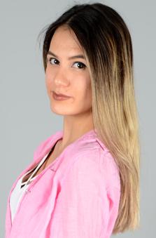 15 - 19 Yaþ Bayan Cast - Aylin Melis Çakmur