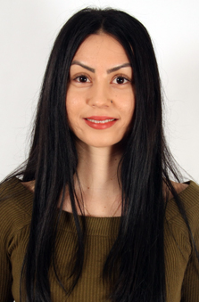 20 - 25 Yaþ Bayan Fotomodel - Aziza Baratova