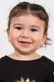 1 Yaþ Kýz Çocuk Manken - Elif Ataker