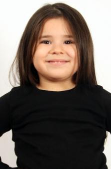 4 Yaþ Kýz Çocuk Manken - Defne Lina Can