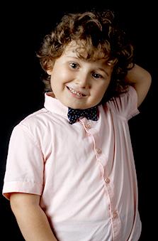5 Yaþ Erkek Çocuk Manken - Mehmet Aybars Kaya