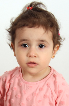 3 Yaþ Kýz Çocuk Manken - Güneþ Genç