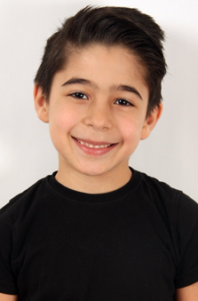 8 Yaþ Erkek Çocuk Cast - Emir Arda Sanin