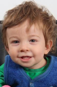 3 Yaþ Erkek Çocuk Manken - Affan Kays Korkmaz