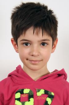 7 Yaþ Erkek Çocuk Manken - Demir Adan