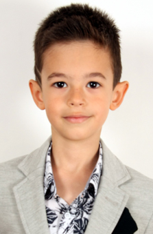 8 Yaþ Erkek Çocuk Manken - Ali Barkýn Çetin