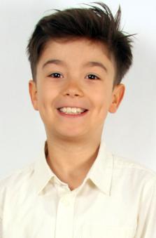 10 Yaþ Erkek Çocuk Manken - Efe Tuðra Salman