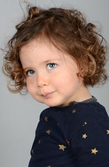 2 Yaþ Kýz Çocuk Cast - Leyla Defne Yurdagüven