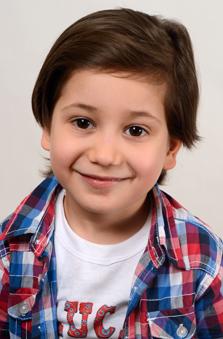 4 Yaþ Erkek Çocuk Manken - Akif Taha Usta