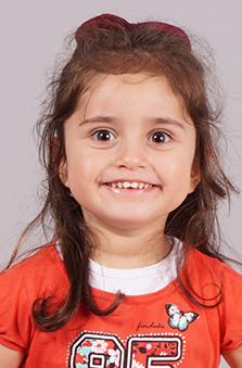 3 Yaþ Kýz Çocuk Oyuncu - Ece Lütfiye Kýzkun