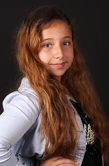 13 Yaþ Kýz Çocuk Manken - Melahat Selenay Bilgin