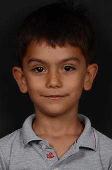 5 Yaþ Erkek Çocuk Manken - Ahmet Daþ