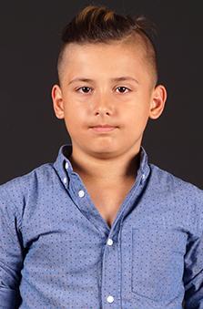 11 Yaþ Erkek Çocuk Manken - Hasan Avcý