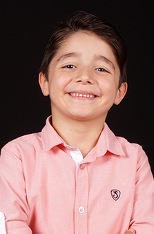 7 Yaþ Erkek Çocuk Manken - Ahmet Yusuf Kablan