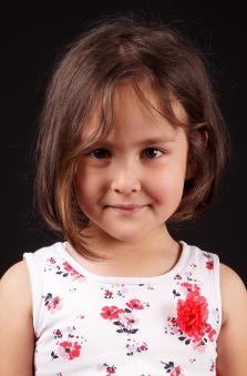 4 Yaþ Kýz Çocuk Manken - Beren Demir