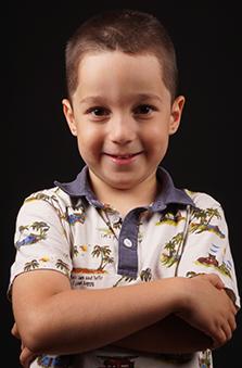 5 Yaþ Erkek Çocuk Manken - Ali Lütfü Kýlýçlar
