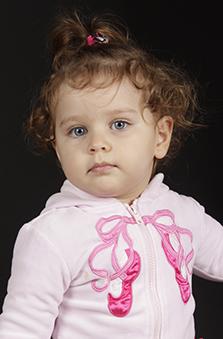 2 Yaþ Kýz Çocuk Manken - Rana Elmas