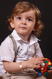 3 Yaþ Kýz Çocuk Cast - Aziz Kayra Karaduman