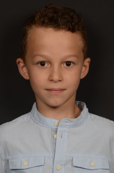 8 Yaþ Erkek Çocuk Manken - Eymen Turhan
