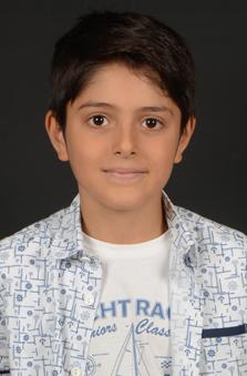 10 Yaþ Erkek Çocuk Manken - Ashot Poghosyan