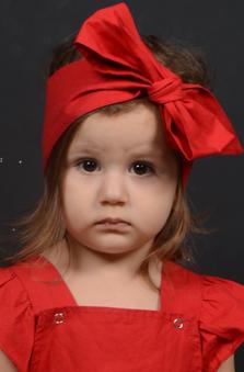 3 Yaþ Kýz Çocuk Manken - Elif Hifa Tunca