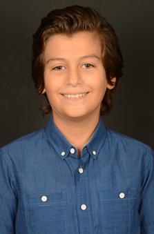 12 Yaþ Erkek Çocuk Oyuncu - Mehmet Bilgin Kaya