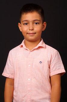 8 Yaþ Erkek Çocuk Manken - Abdulkadir Bayram