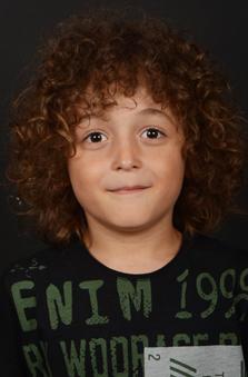 9 Yaþ Erkek Çocuk Manken - Emir Efe Sefer