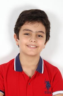 11 Yaþ Kýz Çocuk Manken - Amir Nader Sekhavati