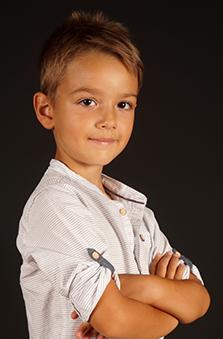 5 Yaþ Erkek Çocuk Manken - Furkan Bartu Þensözlü
