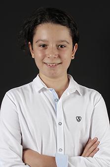 14 Yaþ Erkek Çocuk Manken - Emir Ali Sarý