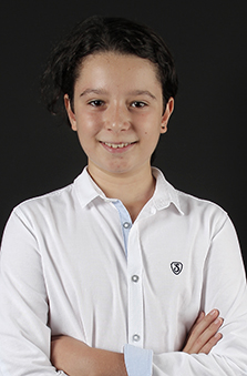 13 Yaþ Erkek Çocuk Cast - Emir Ali Sarý