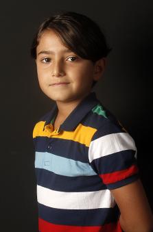 9 Yaþ Erkek Çocuk Oyuncu - Ali Hamza Akýn