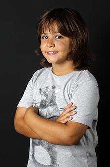 8 Yaþ Erkek Çocuk Manken - Emir Büyükçayýr
