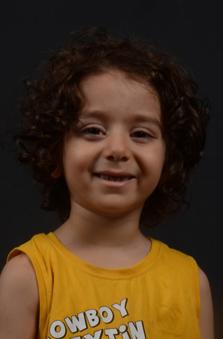 4 Yaþ Erkek Çocuk Manken - Adar Akdeniz