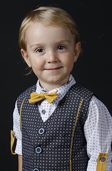 2 Yaþ Erkek Çocuk Manken - Alperen Fikret Kizir