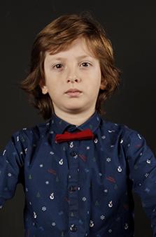 10 Yaþ Erkek Çocuk Oyuncu - Buðra Kýlýç