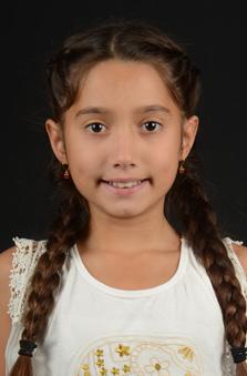11 Yaþ Kýz Çocuk Manken - Zehra Elif Özdemir