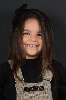 5 Yaþ Kýz Çocuk Manken - Ada Deren Aydýn