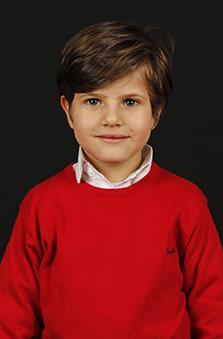 5 Yaþ Erkek Çocuk Manken - Adnan Salim Pektaþ