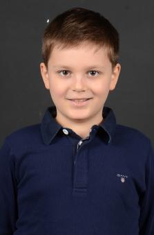 8 Yaþ Erkek Çocuk Manken - Ahmet Burak Þahin